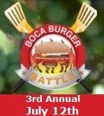 Boca Burger Battle A Grilling Affair 2014