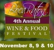 Boca Raton Wine and Food Festival A Culinary Affair 2013