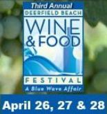 Deerfield Beach Wine and Food Festival A Blue Wave Affair-2013
