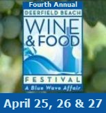 Deerfield Beach Wine and Food Festival A Blue Wave Affair-2014